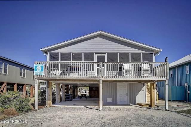 2306 W Beach Drive, Oak Island, NC 28465 (MLS #100253658) :: Castro Real Estate Team
