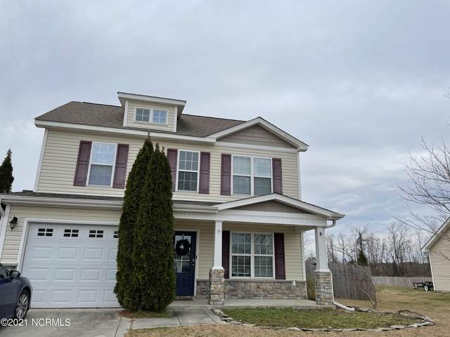 116 Wild Blossom Court, Richlands, NC 28574 (MLS #100253671) :: The Oceanaire Realty