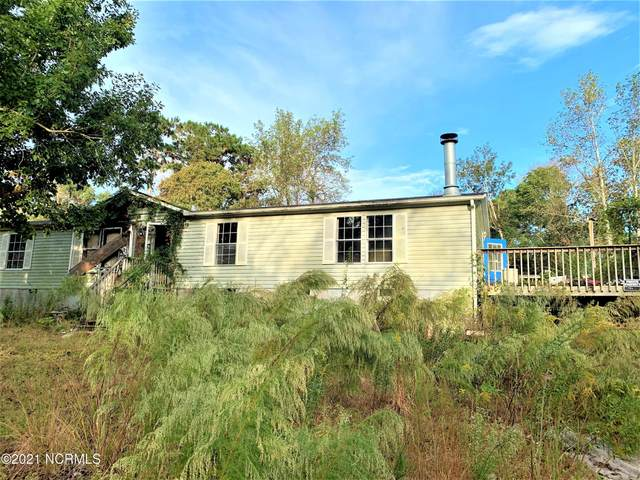 157 Blue Heron Road, Hubert, NC 28539 (MLS #100253676) :: The Oceanaire Realty