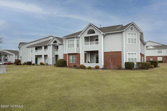 4162 Breezewood Drive Unit 101, Wilmington, NC 28412 (MLS #100253704) :: CENTURY 21 Sweyer & Associates