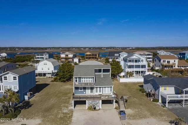 6608 W Beach Drive, Oak Island, NC 28465 (MLS #100253716) :: Barefoot-Chandler & Associates LLC