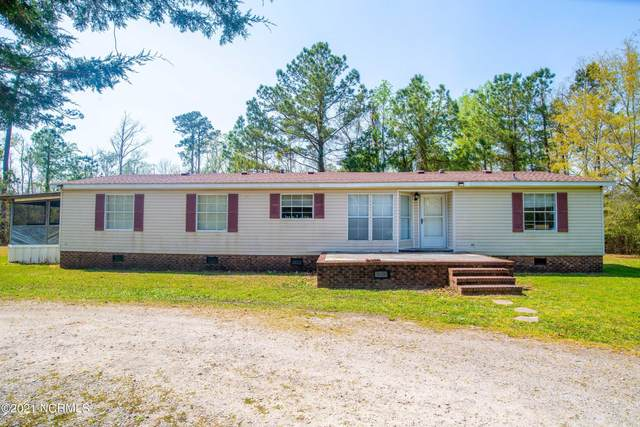 472 Swamp Road, Havelock, NC 28532 (MLS #100253724) :: Stancill Realty Group