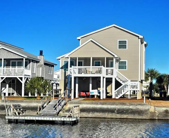 45 Richmond Street, Ocean Isle Beach, NC 28469 (MLS #100253730) :: David Cummings Real Estate Team