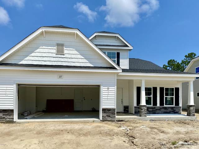400 Reynolds Place, Sneads Ferry, NC 28460 (MLS #100253732) :: Great Moves Realty