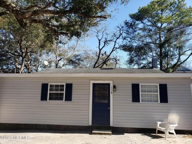 114 NE 30th Street, Oak Island, NC 28465 (MLS #100253739) :: RE/MAX Essential