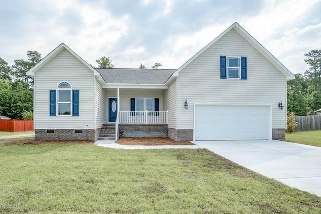 149 Laura Drive, New Bern, NC 28562 (MLS #100253771) :: Berkshire Hathaway HomeServices Prime Properties