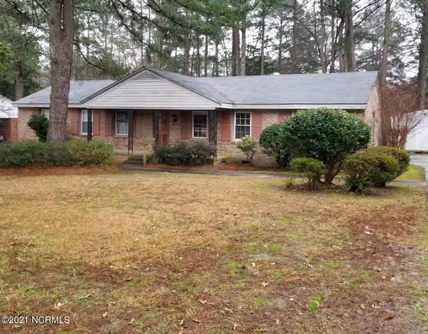 2817 Huntington Court, Rocky Mount, NC 27803 (MLS #100253786) :: David Cummings Real Estate Team