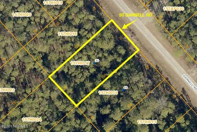30 Darnell Road, Boiling Spring Lakes, NC 28461 (MLS #100253788) :: RE/MAX Essential