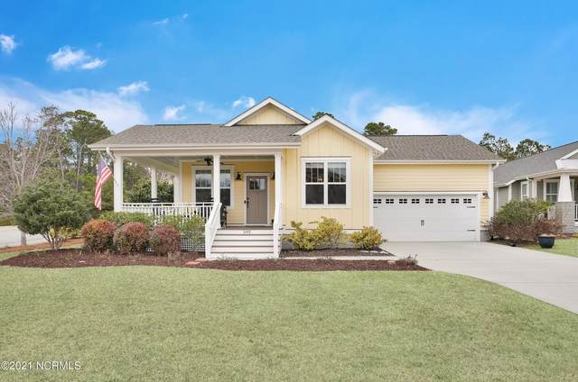 502 Majestys Court, Southport, NC 28461 (MLS #100253813) :: Stancill Realty Group