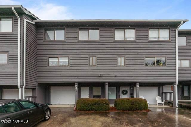 608 Linksider Drive D3, Wilmington, NC 28412 (MLS #100253868) :: RE/MAX Elite Realty Group