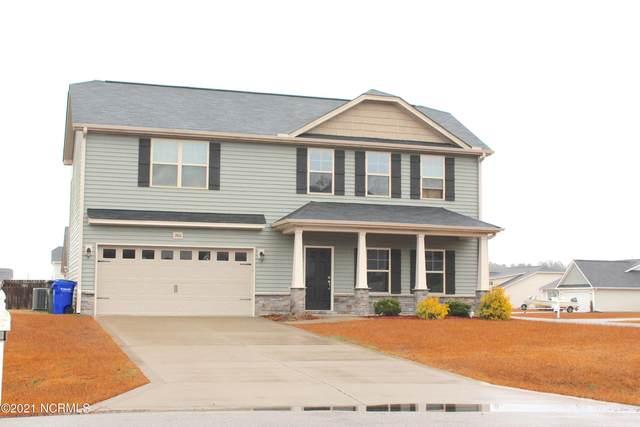 1500 Teakwood Drive, Greenville, NC 27834 (MLS #100253889) :: Thirty 4 North Properties Group