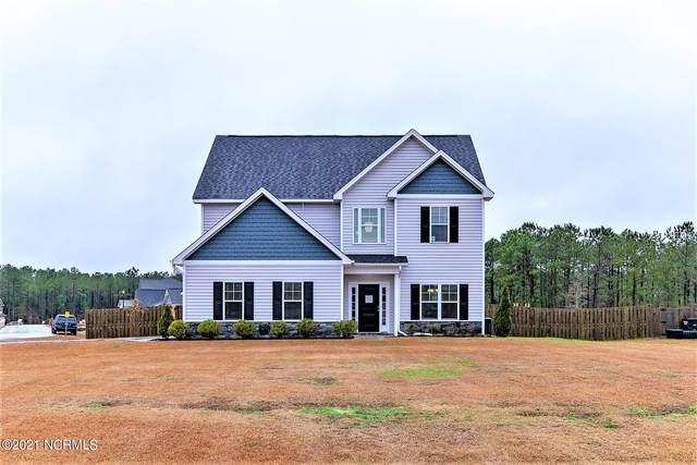 200 Mango Place S, Hubert, NC 28539 (MLS #100253899) :: Berkshire Hathaway HomeServices Prime Properties