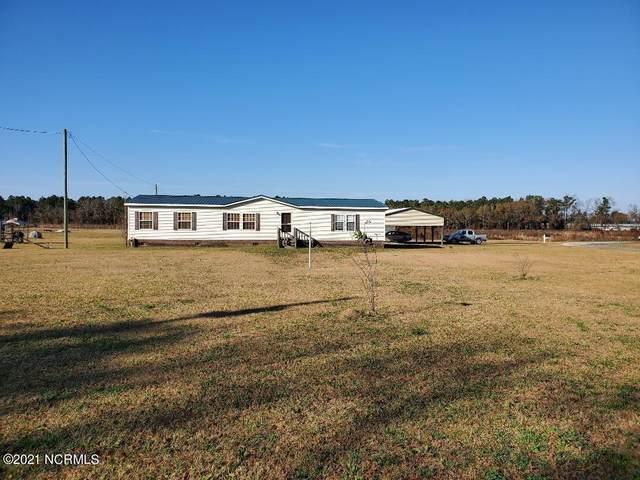 166 Sheri Lane, Beulaville, NC 28518 (MLS #100253908) :: Berkshire Hathaway HomeServices Prime Properties