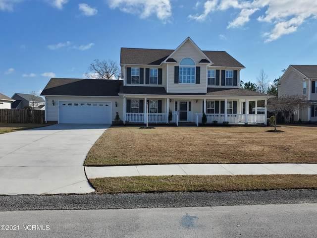 205 Pigeon Lane, Swansboro, NC 28584 (MLS #100253920) :: Berkshire Hathaway HomeServices Prime Properties