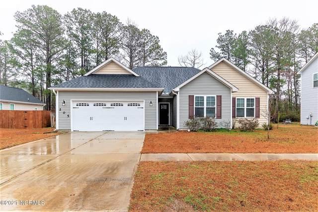 205 Dairyfarm Road, Jacksonville, NC 28546 (MLS #100253958) :: Berkshire Hathaway HomeServices Prime Properties