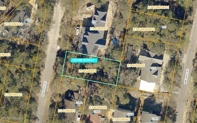 102 NW 30th Street, Oak Island, NC 28461 (MLS #100253959) :: The Cheek Team