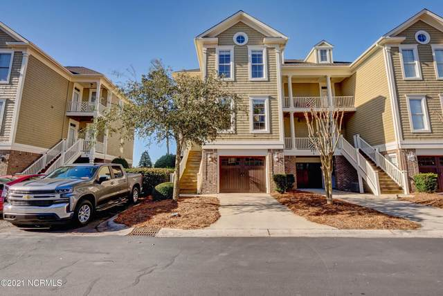 493 River Bluff Drive Unit 1, Shallotte, NC 28470 (MLS #100253977) :: The Cheek Team