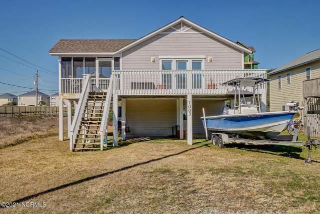 1003 N Topsail Drive, Surf City, NC 28445 (MLS #100254028) :: Vance Young and Associates