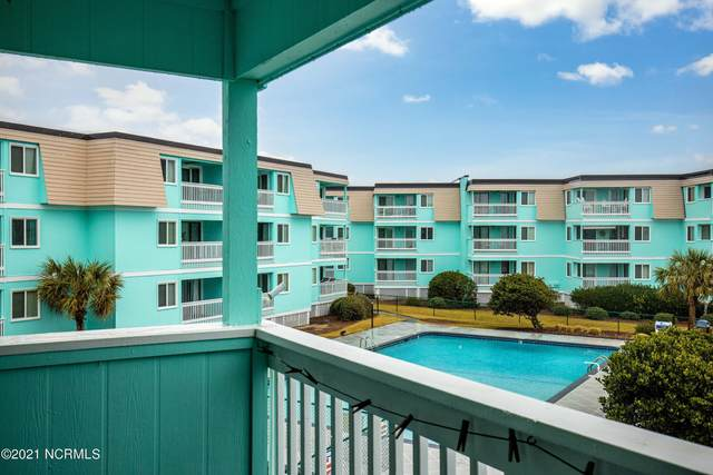 301 Commerce Way #237, Atlantic Beach, NC 28512 (MLS #100254076) :: Stancill Realty Group