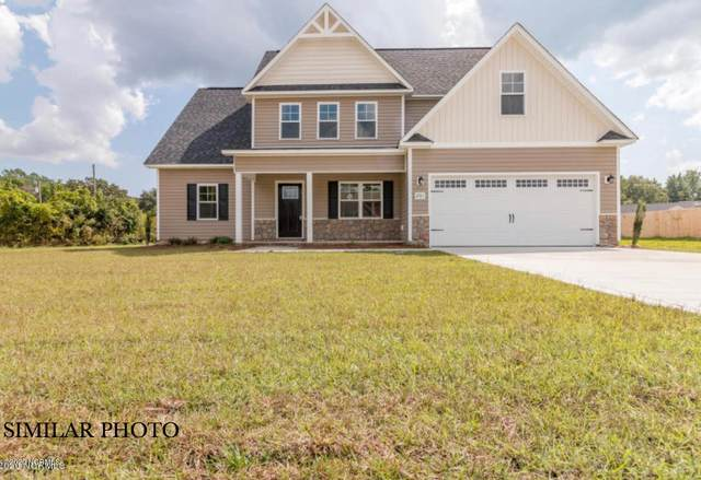 115 Easton Drive, Richlands, NC 28574 (MLS #100254144) :: Carolina Elite Properties LHR