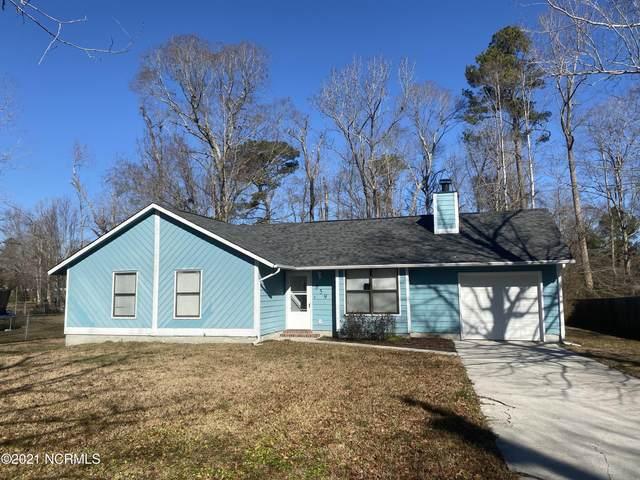 859 Mill River Road, Jacksonville, NC 28540 (MLS #100254146) :: Carolina Elite Properties LHR
