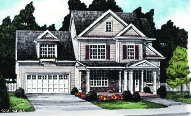 624 Megan Drive, Greenville, NC 27834 (MLS #100254147) :: Carolina Elite Properties LHR