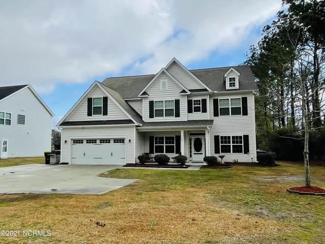 1447 Hammock Beach Road, Swansboro, NC 28584 (MLS #100254149) :: Carolina Elite Properties LHR