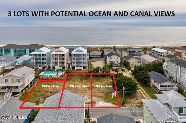 410 Canal Drive, Carolina Beach, NC 28428 (MLS #100254176) :: CENTURY 21 Sweyer & Associates