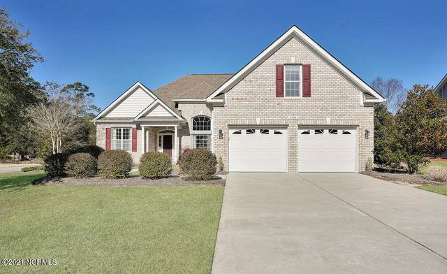 3708 Pond Pine Court, Southport, NC 28461 (MLS #100254233) :: RE/MAX Essential