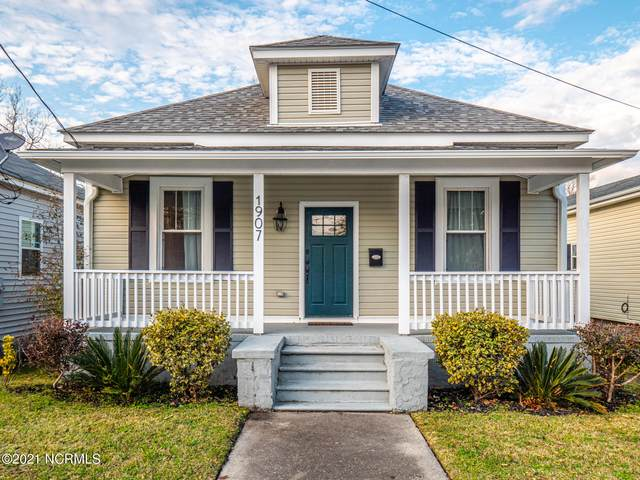 1907 Castle Street, Wilmington, NC 28403 (MLS #100254248) :: The Legacy Team