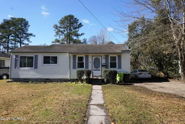 1015 Meadows Street, New Bern, NC 28560 (MLS #100254253) :: Barefoot-Chandler & Associates LLC