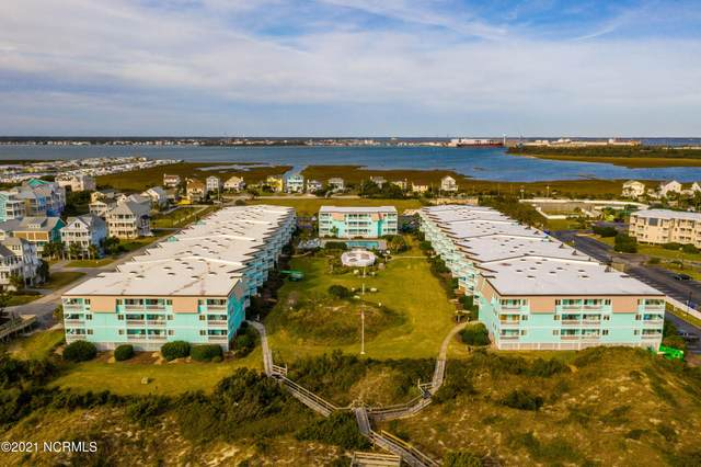 301 Commerce Way #154, Atlantic Beach, NC 28512 (MLS #100254256) :: Stancill Realty Group
