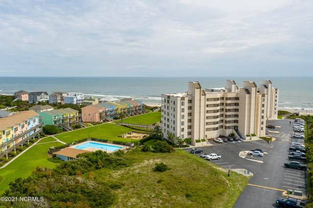8801 Reed Drive W #412, Emerald Isle, NC 28594 (MLS #100254295) :: Barefoot-Chandler & Associates LLC