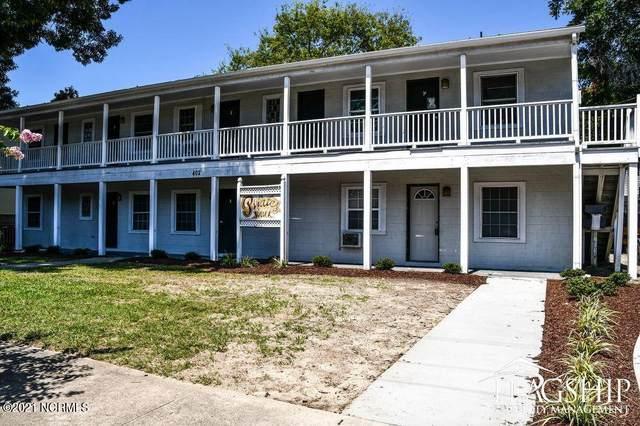 402 S Holly Street, Greenville, NC 27858 (MLS #100254298) :: David Cummings Real Estate Team