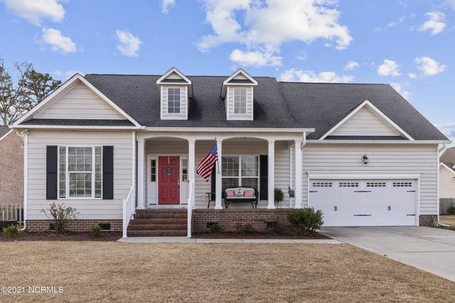 112 Rollingwood Drive, New Bern, NC 28562 (MLS #100254501) :: Thirty 4 North Properties Group