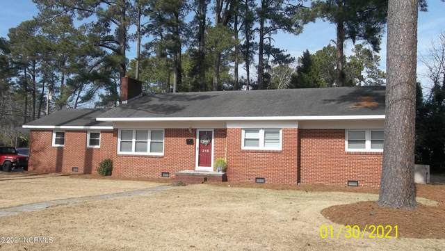 216 W 22nd Street, Lumberton, NC 28358 (MLS #100254540) :: David Cummings Real Estate Team
