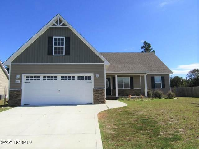 616 Parsley Drive, Hubert, NC 28539 (MLS #100254553) :: Thirty 4 North Properties Group