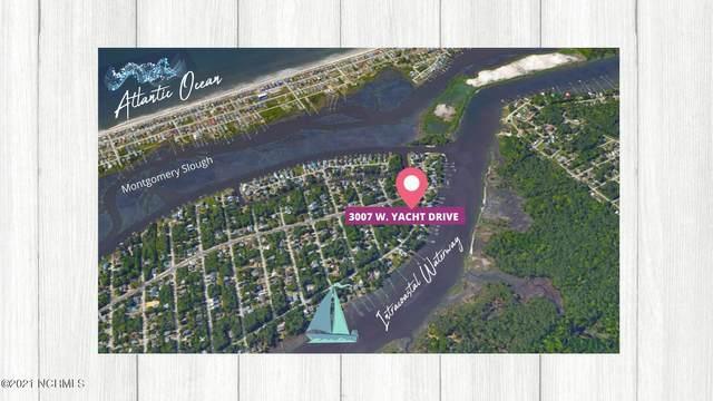 3007 W Yacht Drive, Oak Island, NC 28465 (MLS #100254556) :: Berkshire Hathaway HomeServices Hometown, REALTORS®