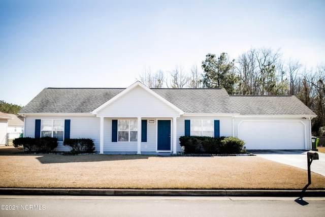 114 Scamozzi Drive, New Bern, NC 28562 (MLS #100254560) :: Carolina Elite Properties LHR