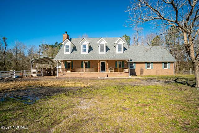 136 S West Craven Middle School Road, New Bern, NC 28562 (MLS #100254562) :: Courtney Carter Homes