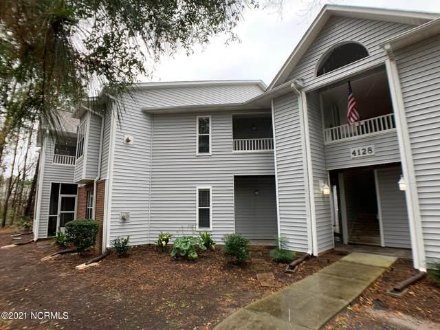 4128 Breezewood Drive Unit 201, Wilmington, NC 28412 (MLS #100254601) :: CENTURY 21 Sweyer & Associates