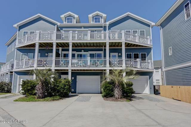 202 Fort Fisher Boulevard N A-4, Kure Beach, NC 28449 (MLS #100254617) :: Stancill Realty Group