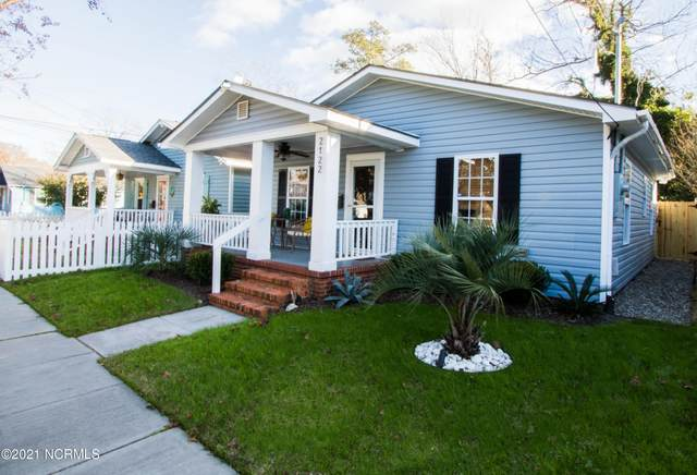 2122 Barnett Avenue, Wilmington, NC 28403 (MLS #100254623) :: David Cummings Real Estate Team