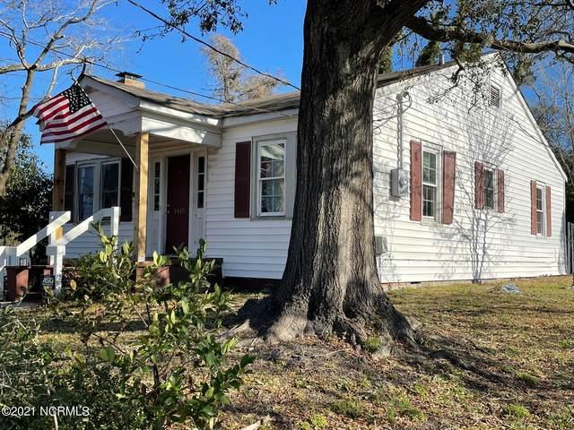 1415 S 3rd Street, Wilmington, NC 28401 (MLS #100254660) :: David Cummings Real Estate Team