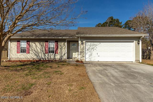 126 Plow Point Lane, Jacksonville, NC 28546 (MLS #100254729) :: Berkshire Hathaway HomeServices Hometown, REALTORS®