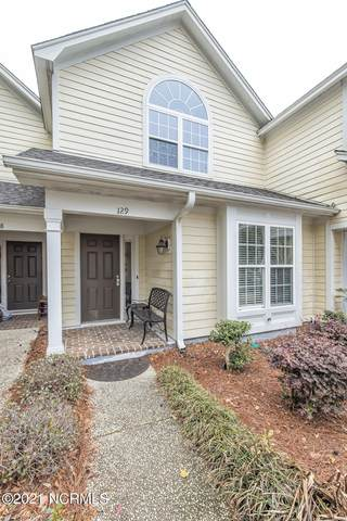 6211 Wrightsville Avenue Unit 129, Wilmington, NC 28403 (MLS #100254765) :: The Legacy Team