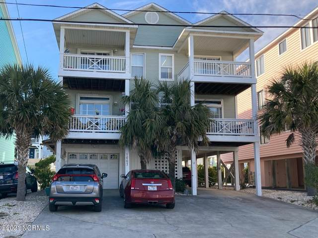 1607 Carolina Beach Avenue N #1, Carolina Beach, NC 28428 (MLS #100254773) :: The Oceanaire Realty