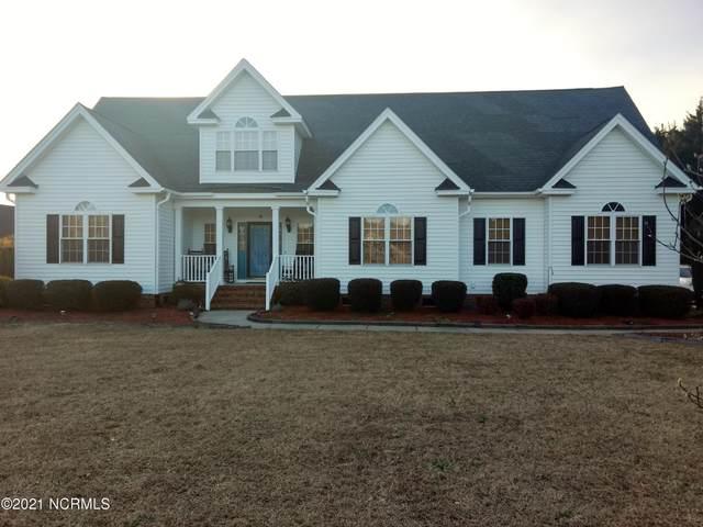 5126 Plantation Drive, Battleboro, NC 27809 (MLS #100254969) :: Castro Real Estate Team