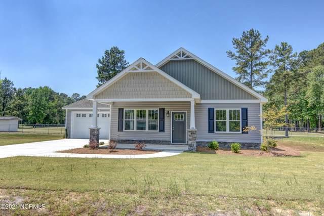105 Pasture Lane Drive, Teachey, NC 28464 (MLS #100255024) :: Donna & Team New Bern