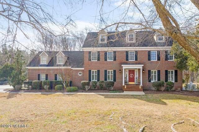 250 Mare Pond Place, Hampstead, NC 28443 (MLS #100255090) :: Barefoot-Chandler & Associates LLC